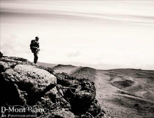 Lettre Kilimandjaro
