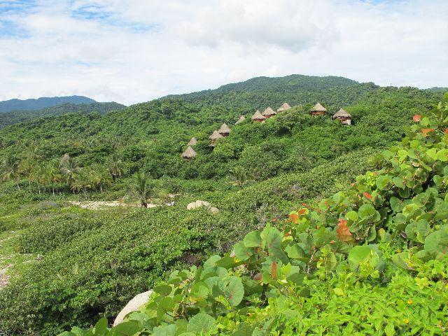 Parque Tairona Ecohabs8