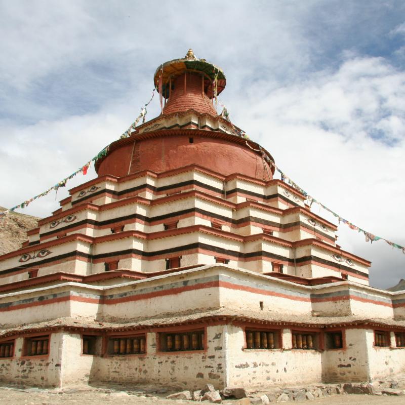 Voyage au Tibet Karavaniers